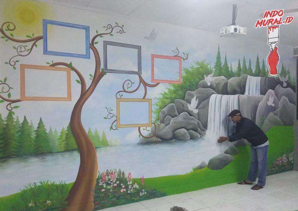 Jasa Lukisan Dinding 3d Lukisan Dinding Rumah