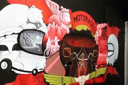 Harga Jasa Mural Dan Tarif 3D Trick Art Jasa Lukis Dinding indoMural Profesional