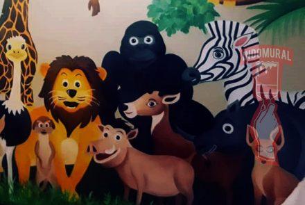 Mural Kartun Anak Terbaik   Termurah   indoMural