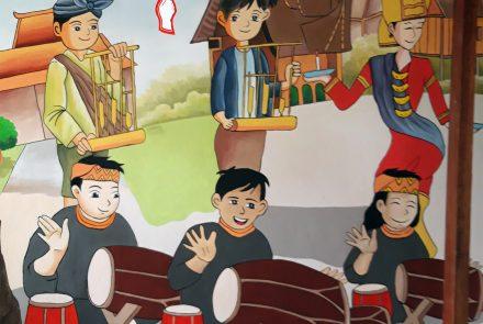 Lukis Dinding Kartun | Mural kartun – indoMural Jasa Lukis Dinding