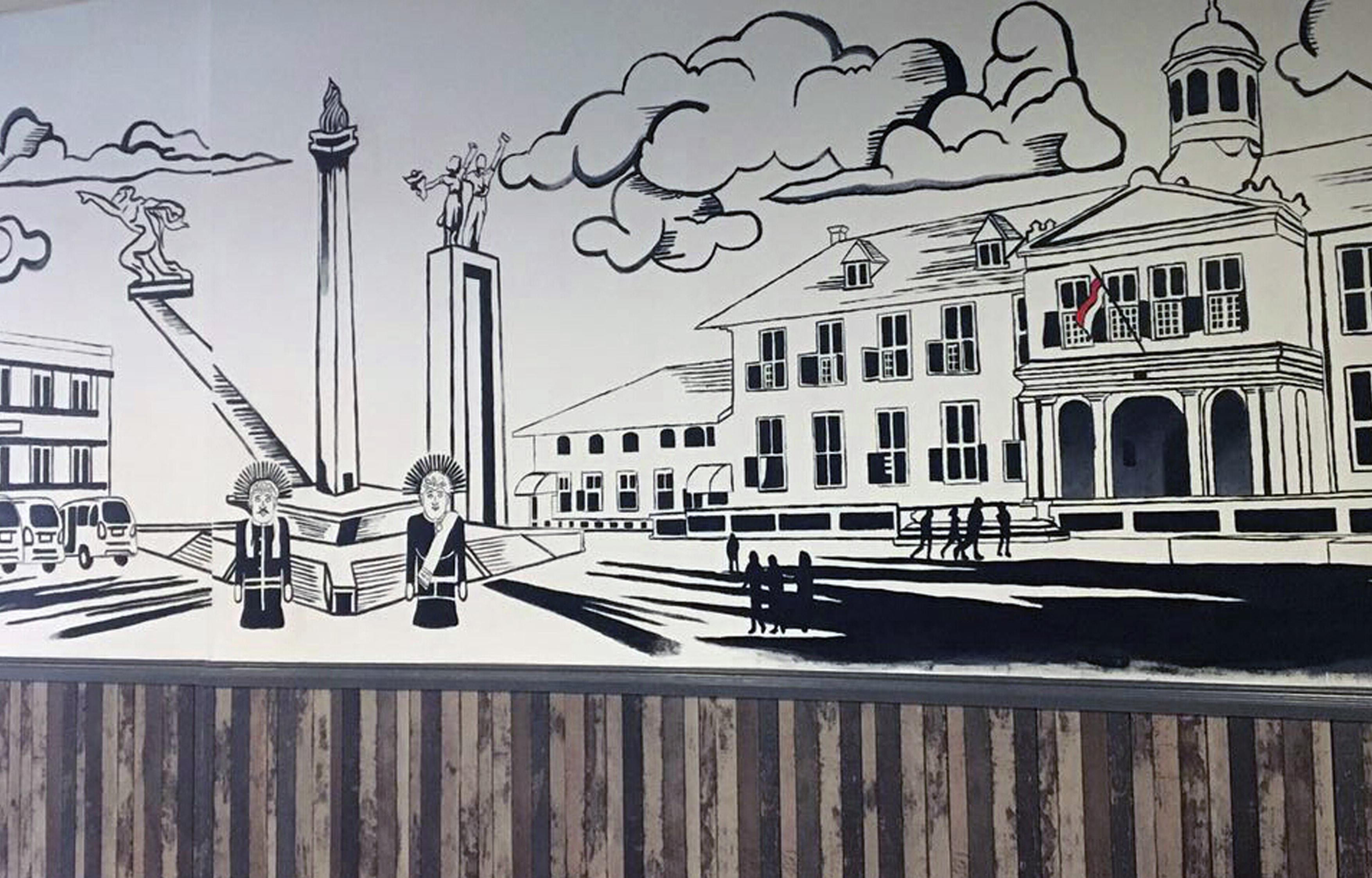 IndoMural Jasa Lukis Dinding Indonesia Mural Profesional