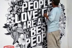Lukis Dinding | IndoMural | Kreatif Profesional