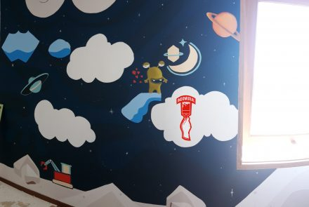 Lukis Dinding Kamar Anak | indoMural