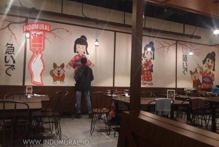 Lukis Dinding – Cafe & Restoran | indoMural