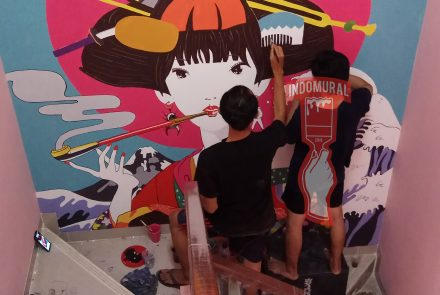 Jasa Lukis Dinding BSD Serpong Tangerang