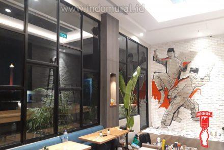 Lukis Dinding Hotel – indoMural.id